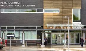 Image result for Peterborough Regional Health Centre