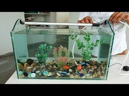 How to Make an <b>Aquarium</b> at Home - Do it Yourself (DIY) - YouTube