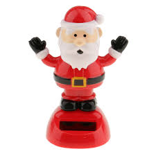 Solar Powered Dancing Toys Cute <b>Cartoon Christmas Snowman</b> ...