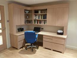 home office built to match shavings within built in office cabinets home office built office desk ideas
