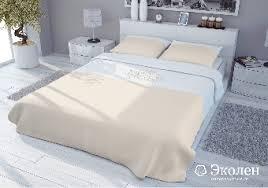 <b>Комплект постельного белья</b> из льна «Дуэт с вышивкой Трио ...