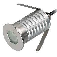CNBRIGHTER <b>LED</b> in-Ground Lights, 3W <b>CREE</b> Chip, DC12V-24V ...