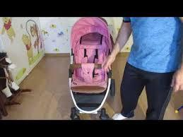 Детские <b>коляски</b> — видеообзоры товаров от покупателей