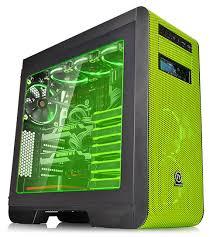 <b>Thermaltake</b> выпускает <b>корпус Core V51</b> Riing в цветах Nvidia ...