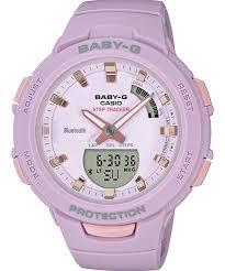 <b>Наручные часы BABY</b>-G BSA-B100-4A2ER   baby-g.eu
