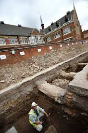 top ideas about richard iii british history place where king richard iii s remains were found a car park behind the municipal health