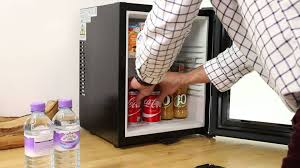 iceq 24 litre glass door mini bar fridge black black mini bar