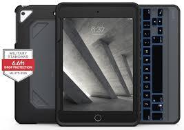 Zagg brings its Rugged Book <b>Keyboard case</b> with <b>backlight</b> and ...
