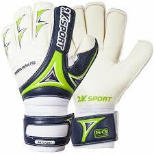 <b>Перчатки вратарские 2K</b> Sport Evolution Pro (темно-синий/светло ...