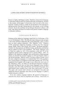 language in education in n schools springer bilingual education bilingual education