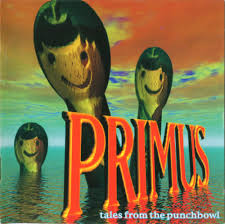 <b>PRIMUS Tales From</b> The Punchbowl reviews