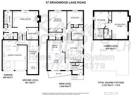 Braidwood Lake Rd Brampton Real Estate    Centre Island  Living Room Has Walkout Front Deck  Hardwood Floors  Gas Fireplace  High Efficiency Furnace  amp  Central Air In   Upgraded Patio