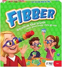 <b>Spin Master Games Fibber</b> Board Game: Amazon.de: Spielzeug