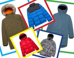 Пять зимних <b>курток</b>: от теплых до очень теплых