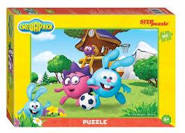<b>Пазл</b> 160 эл. <b>Смешарики</b> 94057 <b>STEPpuzzle</b> - купить в Уфе по ...