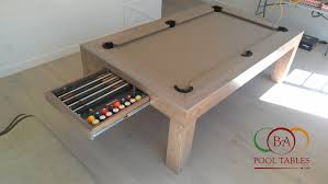 pool table dining tables: trendy pool table as dining room has tables