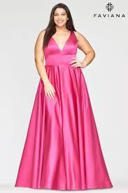<b>2019 Pink Prom Dresses</b> - Short & Long Styles | Faviana | Faviana