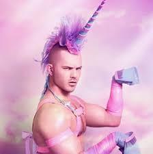 Unicorn MAN Blank Meme Template - Imgflip via Relatably.com