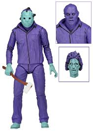 Friday the 13th - <b>7 inch</b> Scale Figure - Jason (Classic <b>Video</b> Game ...