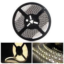 <b>LED 5M</b> for 12V <b>Strip Tape</b> White <b>5M</b> Neon <b>Light</b> Warm <b>Waterproof</b> ...