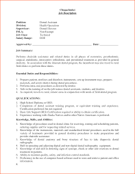 dental assistant duties for resume event planning template gallery images of office assistant duties resume