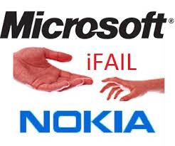 Las caídas continuas de Nokia en un mercado dominado