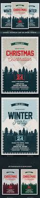 17 best ideas about party flyer graphic design christmas celebration winter party flyer