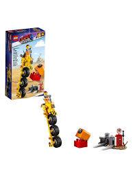 Конструктор <b>LEGO Movie</b> 2 <b>70823 Трехколёсный</b> велосипед ...