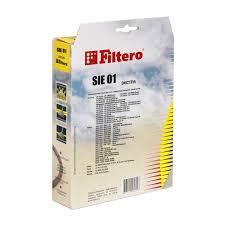 <b>Filtero SIE 01</b> Экстра купить с доставкой. <b>Мешки пылесборники</b> ...