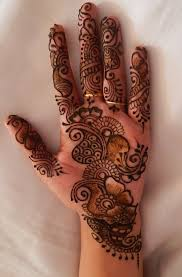 Indian Mehendi designs