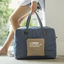 <b>Men</b> WaterProof <b>Travel Bag Nylon</b> Large Capacity <b>Women Bag</b> ...