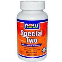 Now Foods, <b>Special Two</b>, мульти-<b>витамины</b>, 180 таблеток ...