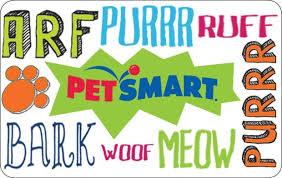 PetSmart Gift Card | GiftCardMall.com