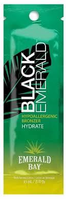 EMERALD BAY Лосьон <b>гипоаллергенный</b> с <b>бронзаторами</b> / Black ...