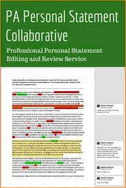 physician assistant personal statement writable calendar physician assistant personal statement the physician assistant personal statement collaborative professional essay editing and review service jpg