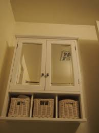 white storage unit wicker:  images about bathroom storage cabinet on pinterest