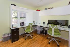 inspired desk armoire in home office contemporary with two person desk next to double desk alongside home office built in desk and build your own fountains build office desk