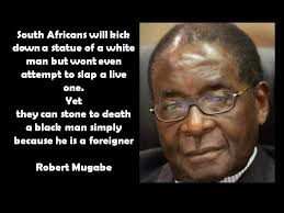 Welcome to Joy Tammy's Blog: Quote of the Day by Robert Mugabe on ... via Relatably.com