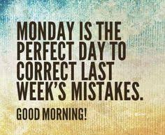 Monday Morning Quotes on Pinterest | Wednesday Morning Quotes ... via Relatably.com