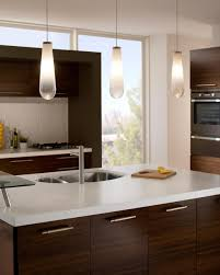 small tear drop shape island pendant with glass shade and satin nickel finish astounding pendant astounding kitchen pendant