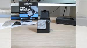 Качественный USB <b>микрофон Samson Go Mic</b> купить в Санкт ...