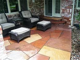 flagstone patio prices