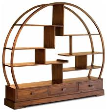 buddha solid wood bookcase asian bookcases asian office furniture