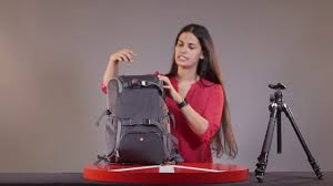 A Look at the Advanced <b>Travel Backpacks</b> by <b>Manfrotto</b> - YouTube