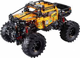 Купить Электромеханический <b>конструктор LEGO Technic</b> 4x4 ...