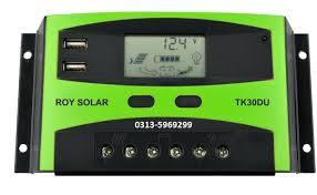 PWM Solar Charger Controller TK30DU <b>30A 12V</b>/ <b>24V auto</b> work - IT ...