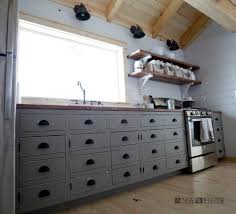ana white diy apothecary style kitchen cabinets diy projects ana white build diy apothecary style