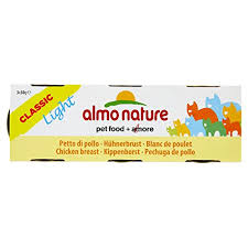 get price for <b>Almo Nature Cat</b> Light Chicken 50G 3Pck X 16 - Andrei ...