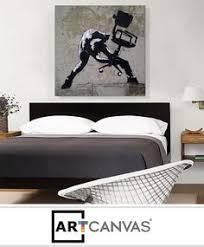 <b>Caveman Fast Food</b> | <b>Banksy</b> Canvas ART Prints for SALE | Art ...