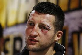 Action Carl Froch speaks during the post-fight press conference. Carl Froch is set to dance. The show is seen as ITV's attempt to copy Strictly and viewers ... - Carl-Froch-1914410